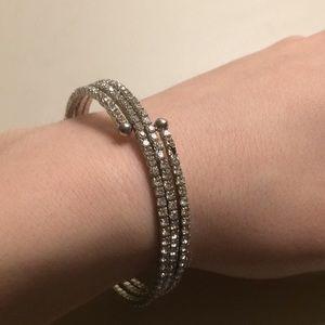 Cristal bracelet from le château